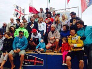 Sardegna Cagliari Mondiali Kitesurf 2014