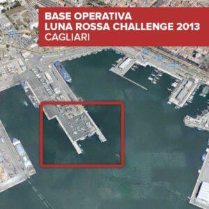 Cagliari Luna Rossa, Molo Sabaudo Base Operativa Cagliari