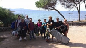 Kite Camp Sardegna | Vacanza kitesurf in Sardegna