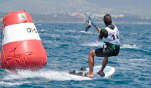 Kite Race, Sardegna