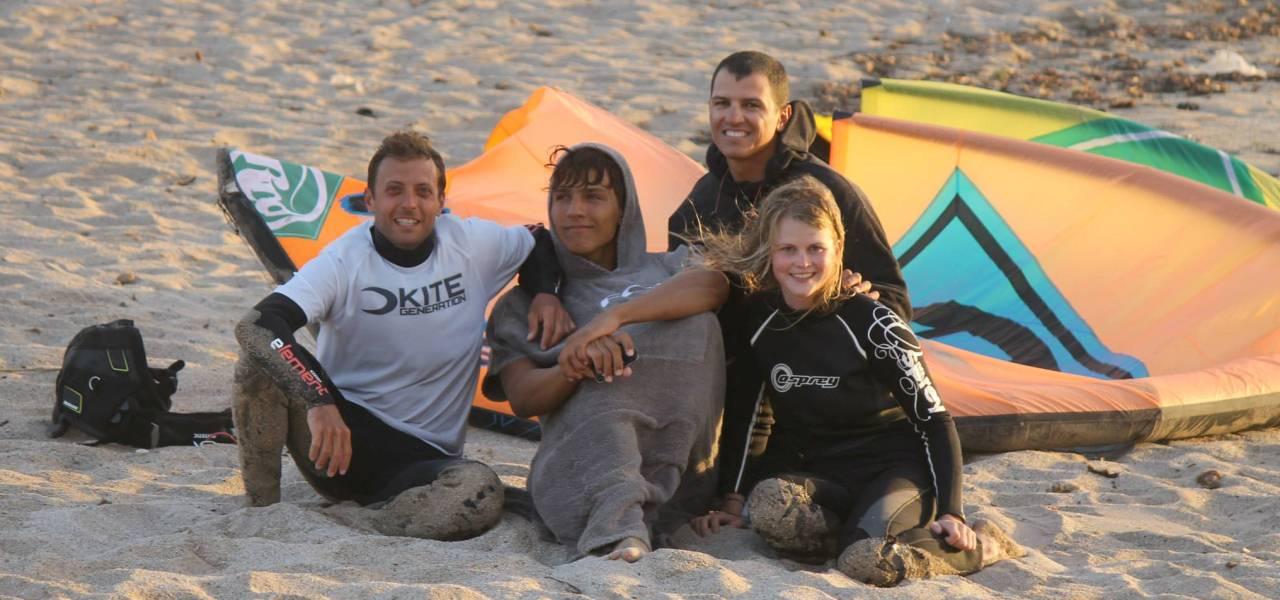 Chi Siamo KiteGeneration Scuola Kitesurf Sardegna