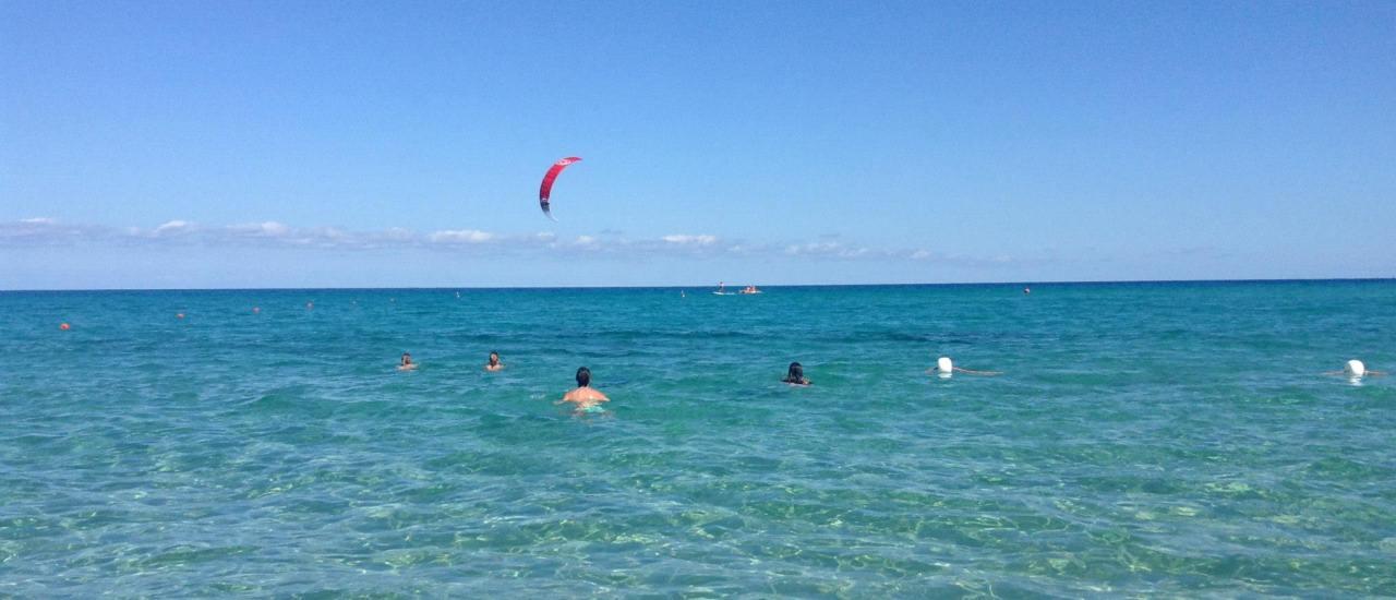 Kitesurf Costa Rei Sardegna | Cala Sinzias