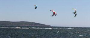 Kitesurf Porto Botte Sardegna. Spot Kite Porto Botte in Sardegna