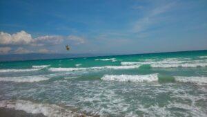 Kitesurfing Cagliari Poetto 17.09.2014 - 14