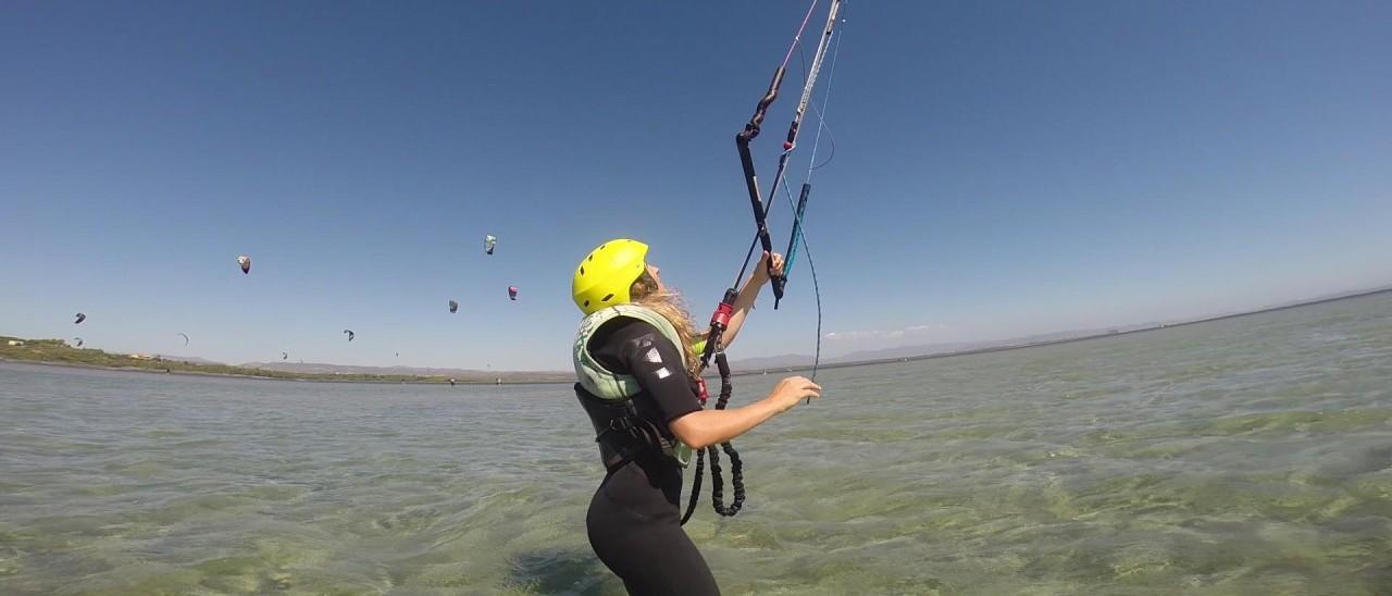 KiteGeneration, Scuola Kitesurf Sardegna | Kitesurf Punta Trettu