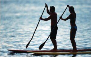 SUP Sardegna lezioni e gite in SUP (Stand up paddle) a Cagliari e Villasimius
