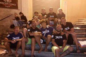 Kite Camp Sardegna: uscita notturna a Cagliari