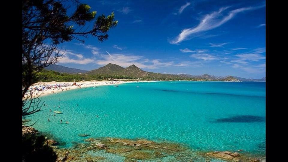 ole e Mare Cala Sinzias Sardegna Costa Rei