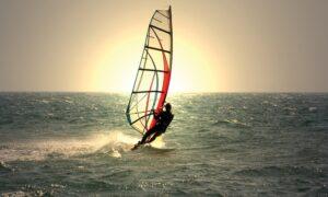 Windsurf Sardegna Cala Sinzias Costa Rei