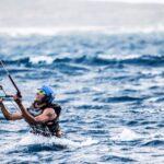 Obama impara il kitesurf: Bodydrag