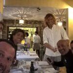 A mangiare la PIzza con in Muta. Traversata Cagliari Villasimius in kite 6 Maggio 2017