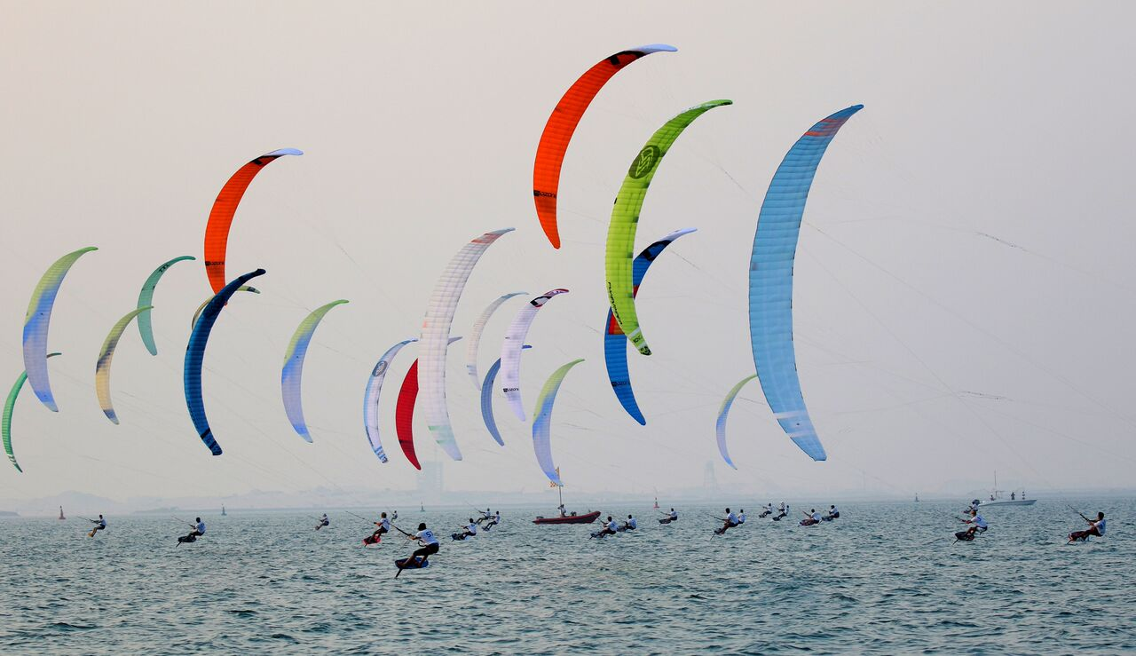 Mondiale kiteSurf Kite Foil 2017 Cagliari Sardegna