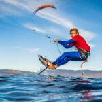 Mondiali di Kite Foil 2017 a Cagliari in Sardegna