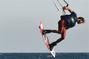 Campionato italiano Kite Freestyle in Sardegna