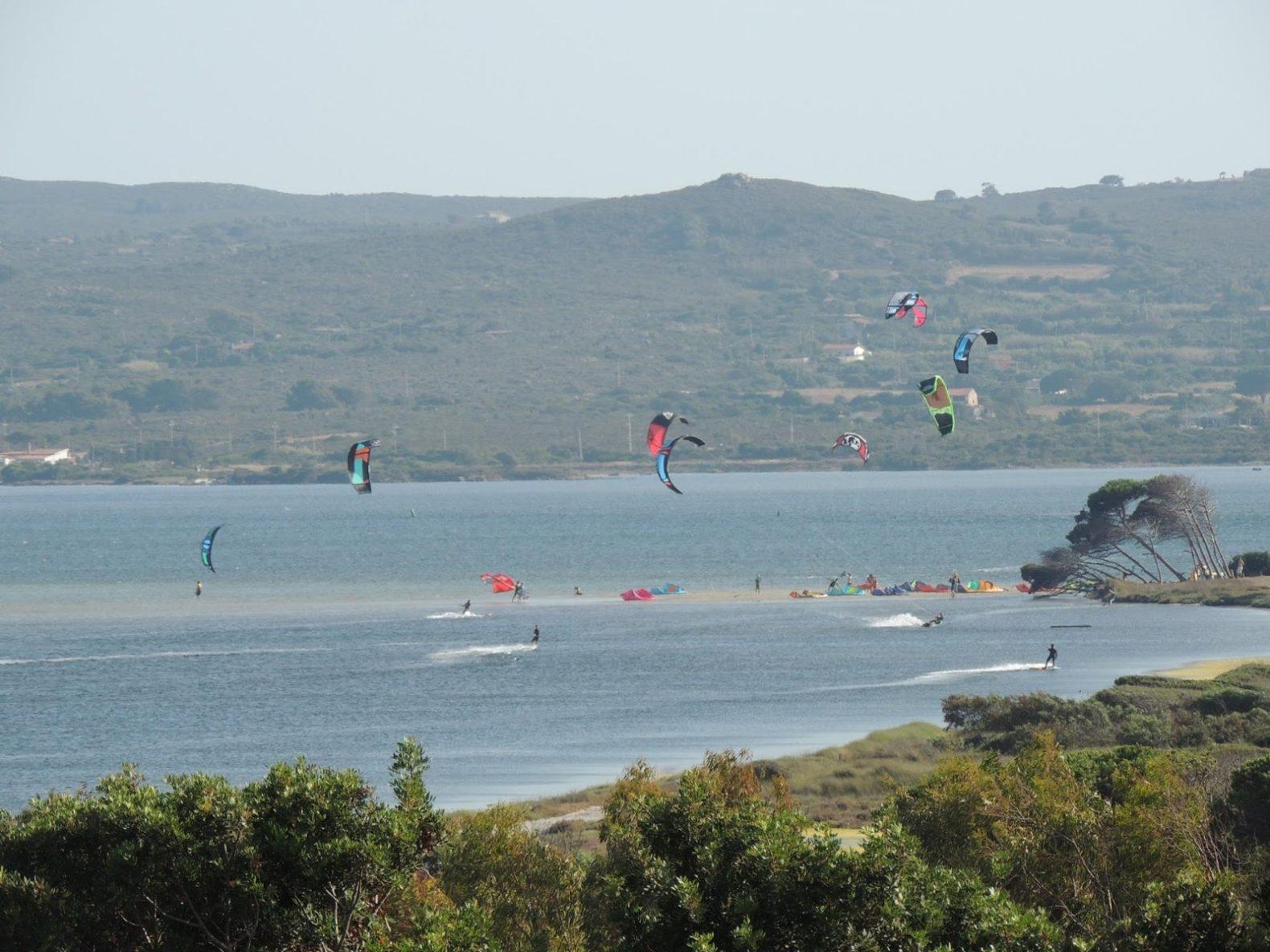 Kitesurf Sardegna Ottobre: Kite Spot di Punta Trettu