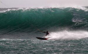 Kitesurf Wave in Sardegna