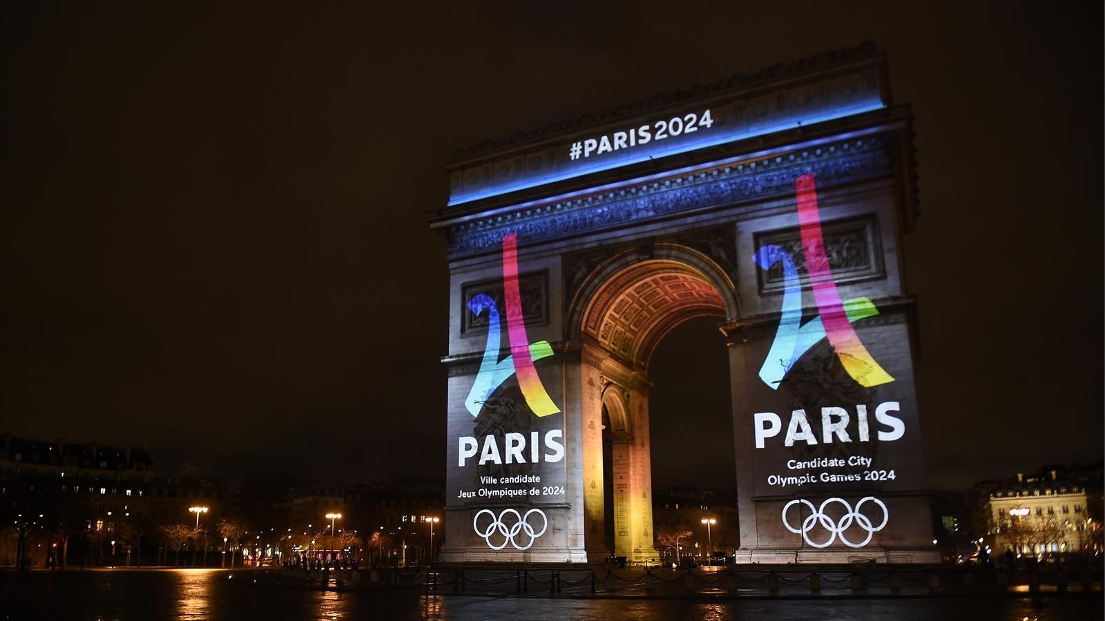 Olimpiadi 2024 a Parigi Francia
