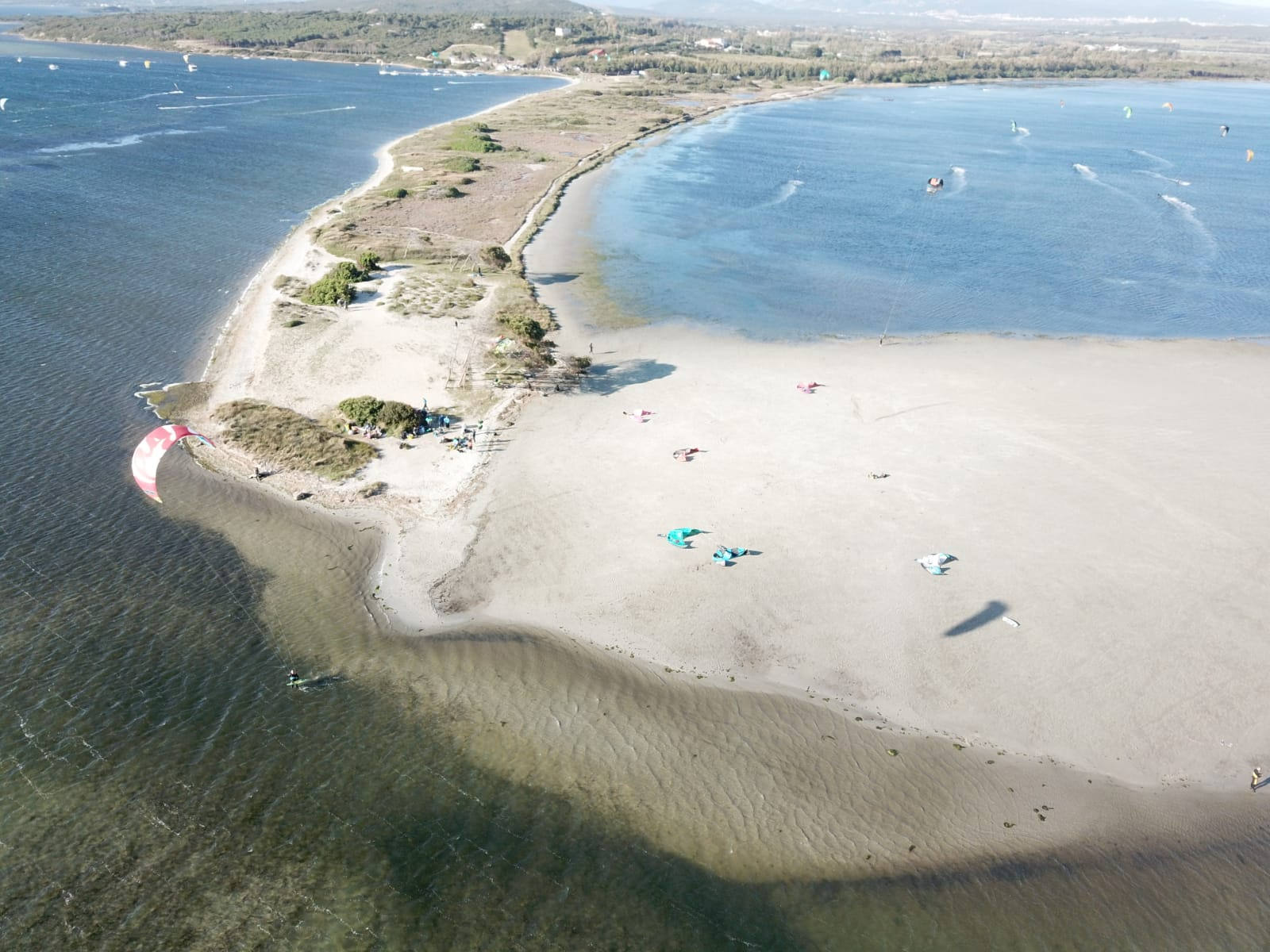 Kitesurf Sardegna Ottobre