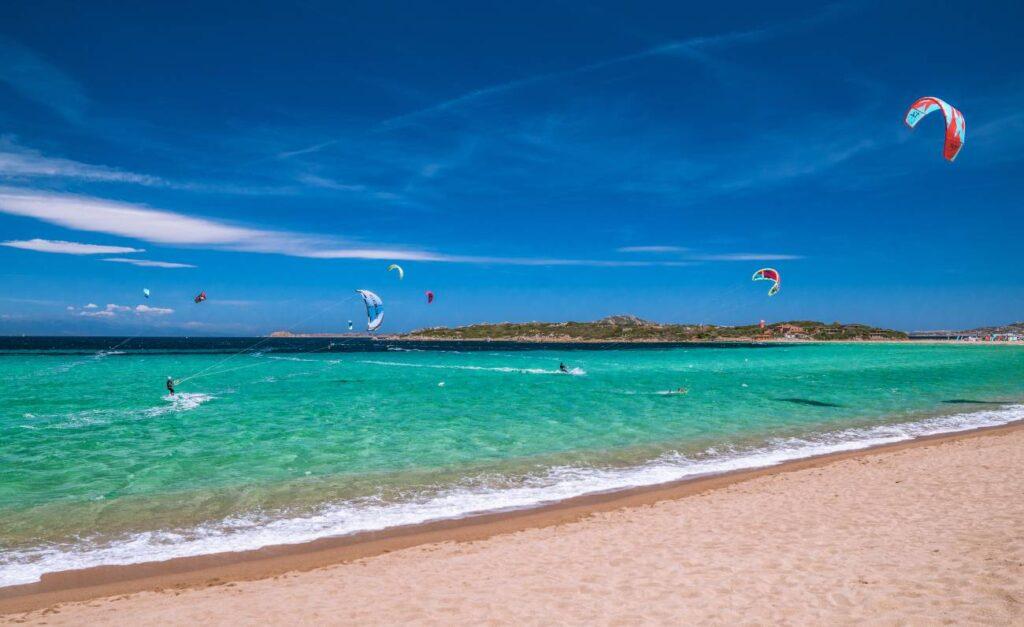Kitesurf Porto Pollo Sardegna