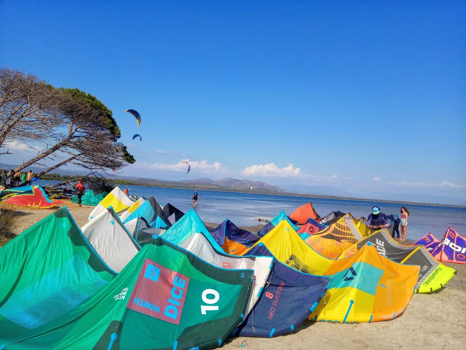 Kitesurf Sardegna: I Migliori Kite Spot