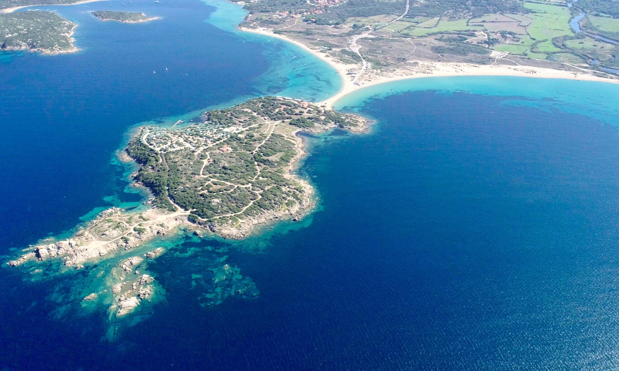 Kite a POrto Pollo in Sardegna